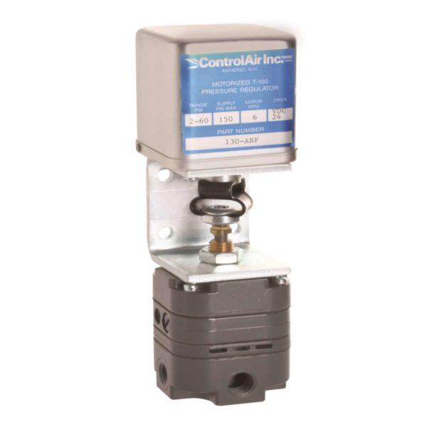Type 100M Motorized Precision Air Pressure Regulator