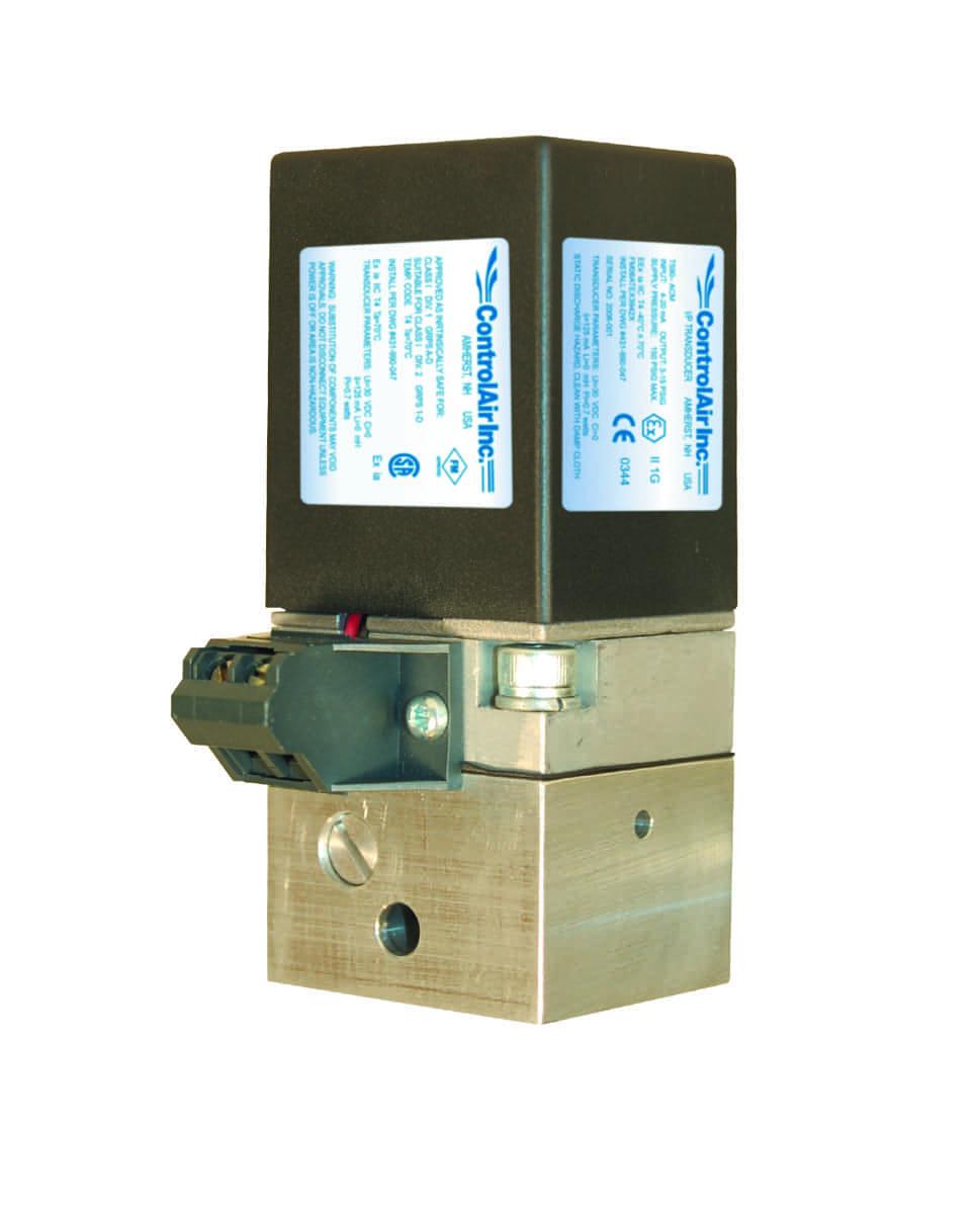 Type 590x I P Transducer Controlair