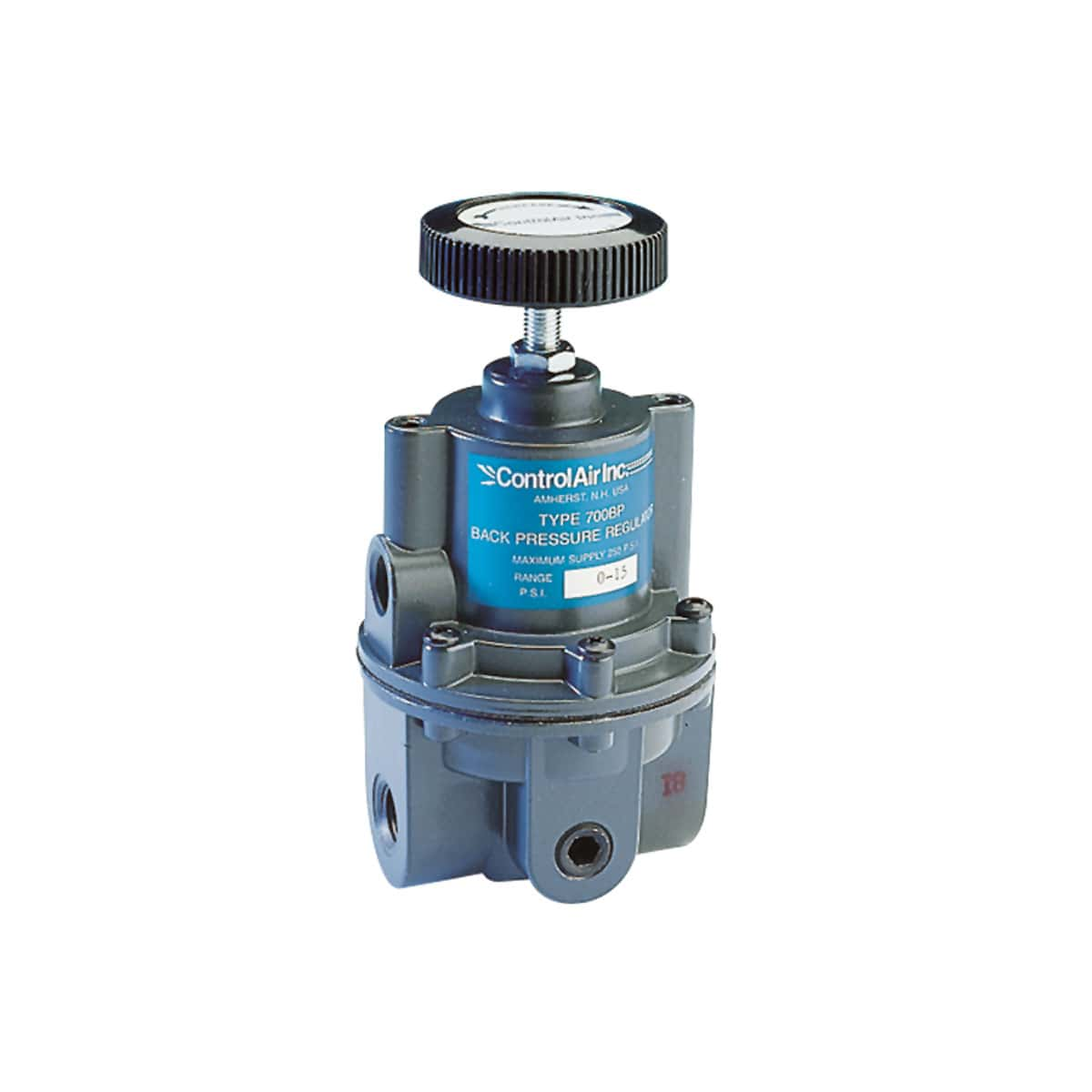 Picture of: What Is A Back Pressure Regulator Controlair