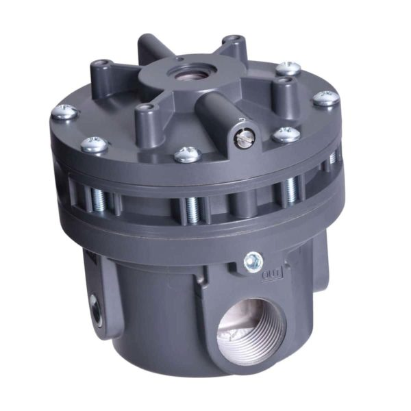 Type 6100 High Flow Capacity Volume Booster