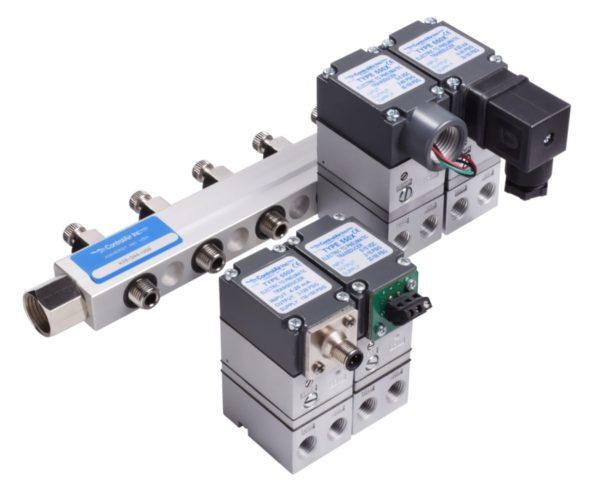 Type 925 Multifunction Supply Manifold