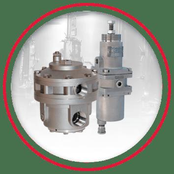 Stainless Steel Pressure Regulators & Volume Boosters