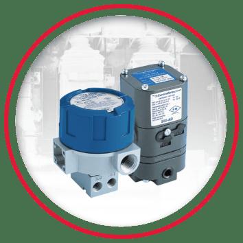 I/P, E/P, P/I Transducers